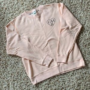 VS PINK Crew Sweatshirt